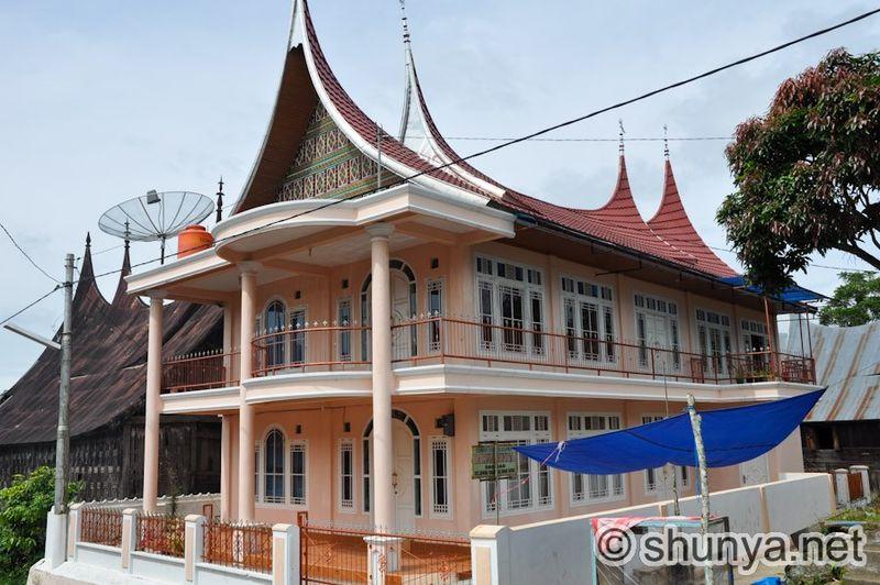 MinangkabauHouses03