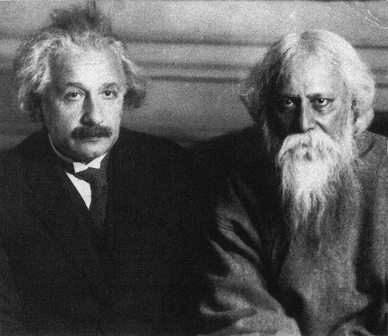 Einsteintagore1