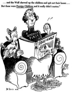 4 Dr.-Seuss-America-First-cartoon