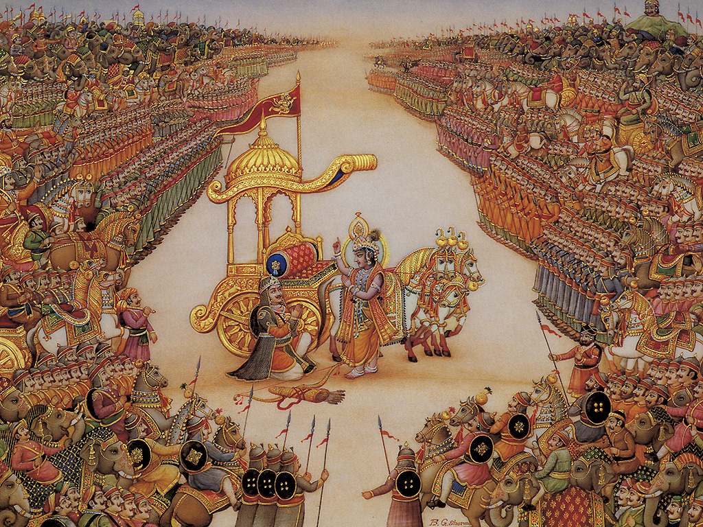 The Bhagavad Gita Revisited - Part 2