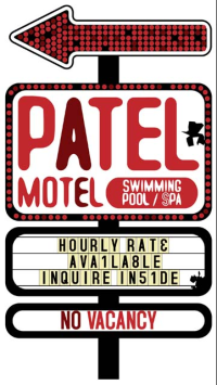 Patel Motel, Indian-American Project