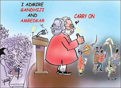ModiCartoon