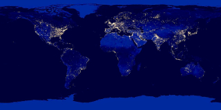 The_earth_at_night bright